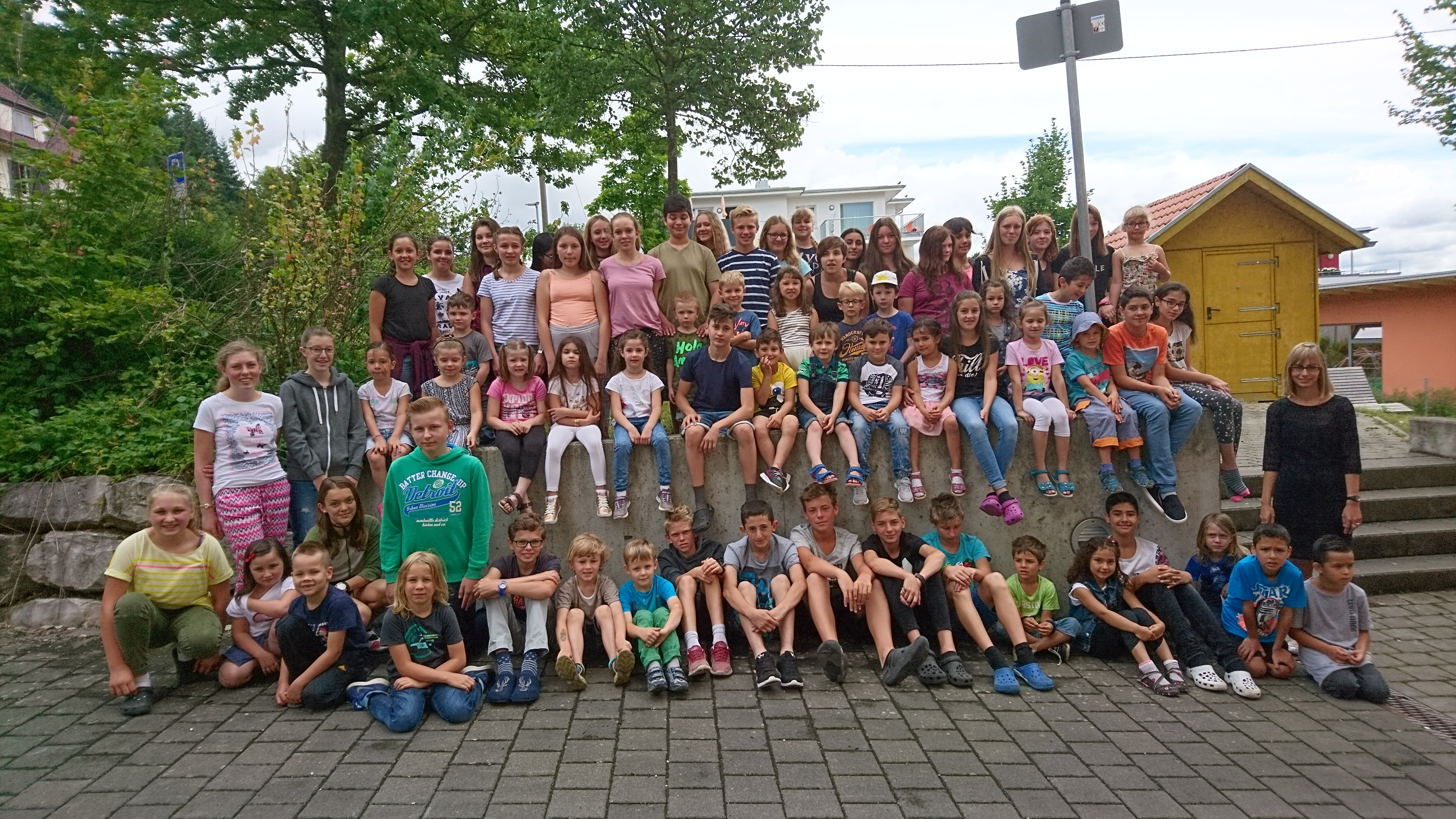 Abschluss der Kindergartenkooperation
